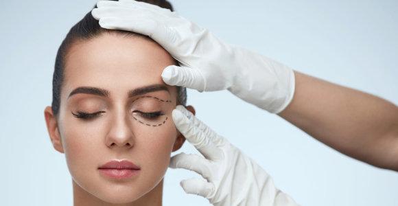 Akių vokų operacija gali atjauninti 10 metų, tačiau medikai įspėja – piktnaudžiauti jomis nereikėtų