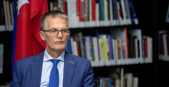 Seimo socialdemokratų seniūnas – Julius Sabatauskas