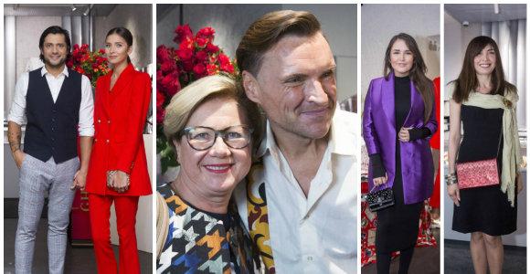 Žilvinas Grigaitis 47-ąjį gimtadienį su būriu garbių svečių paminėjo šokoladinėje