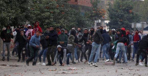 Neramus Arabų pavasaris Tunise