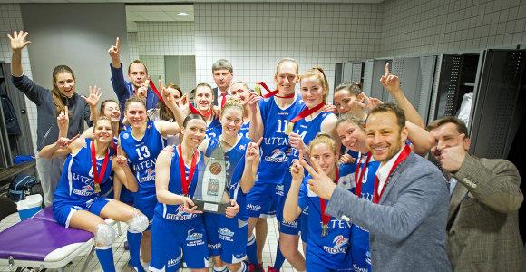 """Istorijos pabaiga: LMKL neseniai karaliavusį """"Utenos"""" klubą keičia Ukmergės jaunimas"""