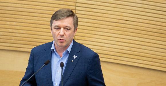 """LRT tyrimas. Verslas nefinansuoja partijų? – """"valstiečius"""" remia ir į rinkimus su jais eina su Baltarusija dirbantys verslininkai"""