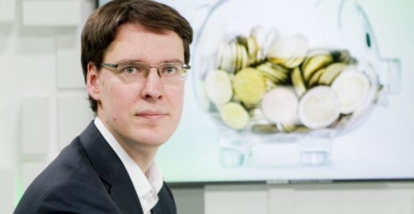 Gediminas Milieška: Pasiryžus investuoti svarbiausia pradėti