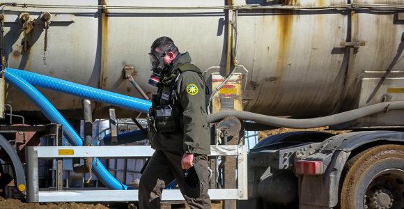 Vyriausybė atidėjo išvadą dėl atliekų deginimo pajėgumų ribojimo