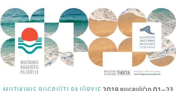 """Festivalyje """"Muzikinis rugpjūtis pajūryje"""": melodingi netikėtumai pakrantėse"""
