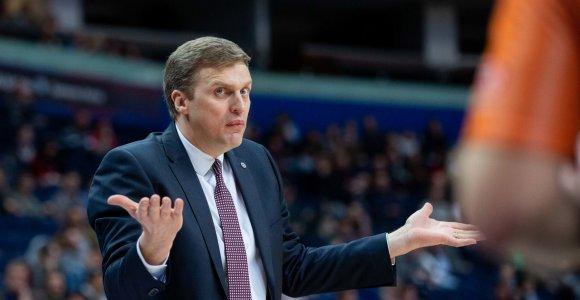 """Vilniaus """"Rytas"""" – preliminariame Europos taurės dalyvių sąraše"""