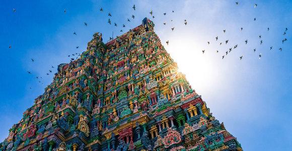 Gražiausios Indijos šventyklos
