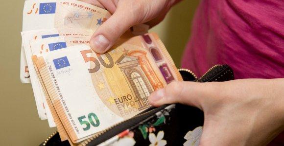 Ekonomistai: kamšant biudžeto skyles norima įtikti visoms interesų grupėms