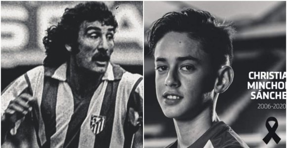 Dvi mirtys per dvi dienas: savaitgalį Madrido komanda neteko 14-mečio ir klubo legendos