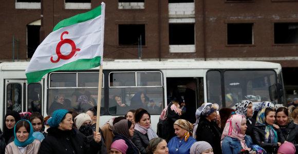 Pasikeitė Ingušijos lyderis: ką tai sako apie naują Kremliaus politiką Šiaurės Kaukazui?
