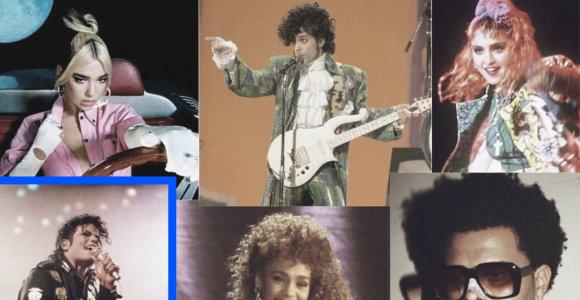 """""""Kasetė"""" apie 1980-ųjų muziką: kokią įtaką ji padarė šiandieninei industrijai?"""