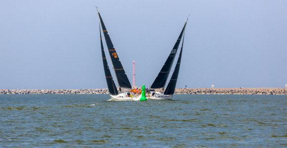 Lietuviai startavo Europos jūrinio buriavimo (ORC) čempionate