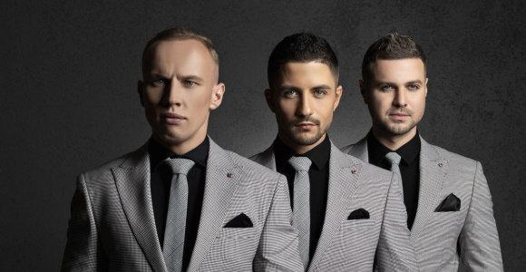 """""""Džentelmenai"""" pristato naują singlą """"Pasaulio MIS"""": gerbėjoms siekia įpūsti energijos ir motyvacijos"""