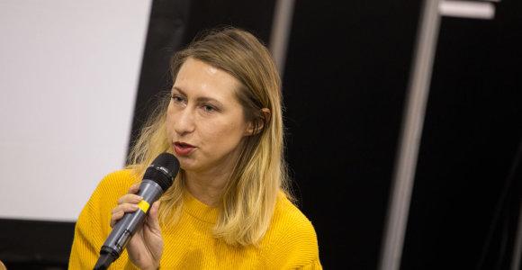 """Gabija Grušaitė: apie metų laikus, Z kartos """"Stasį Šaltoką"""" ir Užupį"""