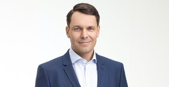 Andrius Bagdonas: Tikslas – europietiški atlyginimai Lietuvoje