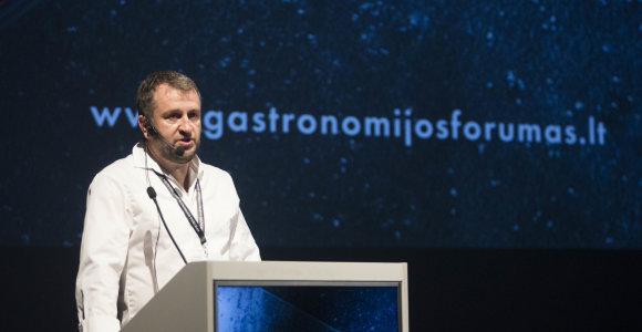 Rytoj startuoja Lietuvos gastronomijos forumas: žymūs svečiai, aktualūs pranešimai, išskirtinės degustacijos