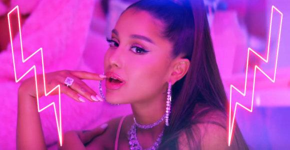 """""""Grammy"""" nominuotas Arianos Grande hitas – plagiatas? Išgirskite ir įvertinkite abu kūrinius"""