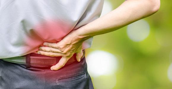 """Neurochirurgas apie fizinį skausmą: """"Šių dienų rykštė – nepakankamas fizinis aktyvumas"""""""