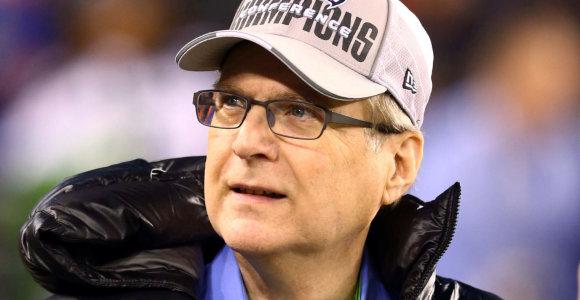 """Mirė vienas iš """"Microsoft"""" įkūrėjų Paulas Allenas"""