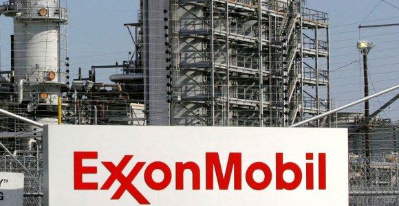 """""""Exxon Mobil"""" pritraukė 9,5 mlrd. JAV dolerių įmonių obligacijų rinkoje"""