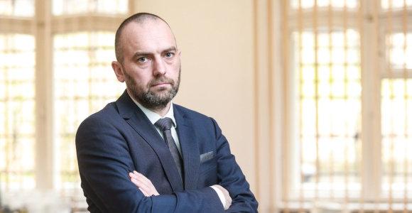 Viktoras Bachmetjevas: Mazgo pynimo vasara