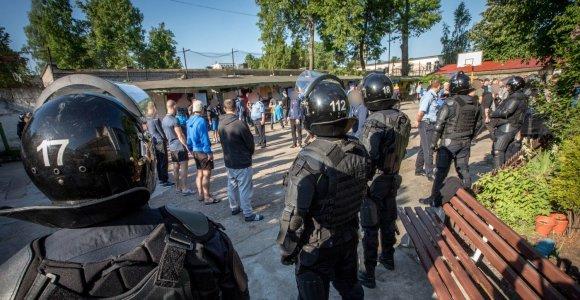 """Pravieniškių kalinys apie nerašytas taisykles už grotų: """"Gyvenimas man suteikia teisę nužudyti ožį"""""""