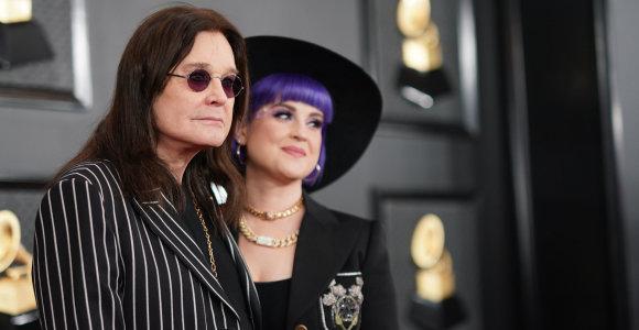 """Ozzy Osbourne'as su Parkinsono liga gyvena ne pirmus metus: """"Sirgdamas dirbau didžiąją gyvenimo dalį"""""""