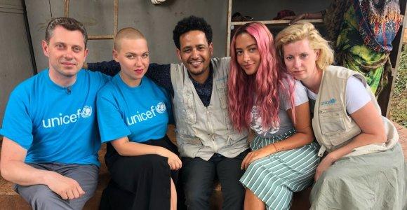 """""""Unicef Lietuva"""" skandalo žala: pakenks ir Etiopijai, ir dosnumo akcijoms"""