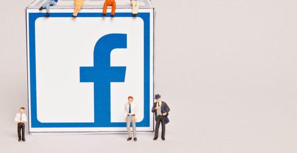 """Neregimoji """"Facebook"""" verslo DNR: kas slypi už jos sėkmės paslapčių?"""