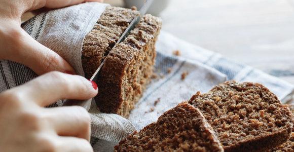 Namuose ir kepyklose kepama duona: į ką svarbu atkreipti dėmesį?