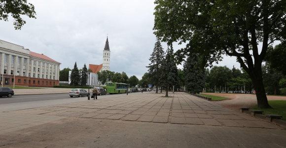 Galvosūkis Šiauliams – ką daryti su sovietų karių kapais miesto aikštėje
