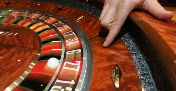 Įsigalioja azartinių lošimų reklamos ribojimai