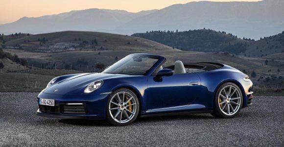 """""""Porsche"""" vadovo paviešinti planai nustebino daugelį: pareiškė, kad 911 niekada nebus elektrinis"""