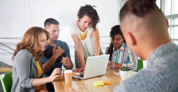 Ne tik didmiestyje jaunimas randa profesinę sėkmę