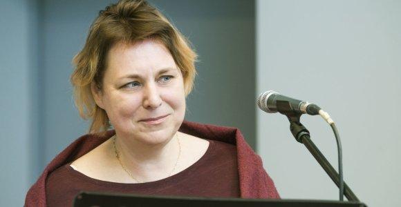 Kultūros viceministrės pareigas pradeda eiti kompozitorė Z.Bružaitė