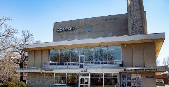"""Finansinis pagerėjimas Panevėžio kino centrui """"Garsas"""" – trumpalaikis"""