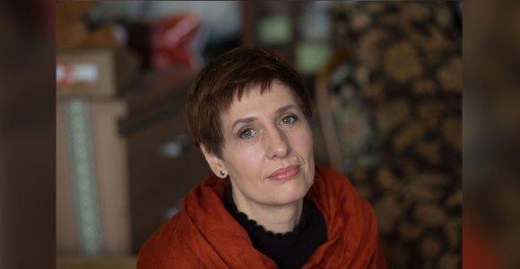 Rašytoja E.Gudonytė – apie moteris, knygas, patriotiškumą ir kitus dalykus
