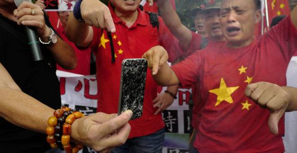 """Kaip Kinijos sukčiai iš """"Apple"""" nusuko milijardus dolerių"""