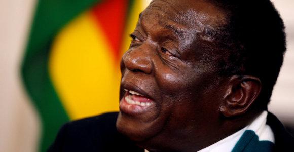 Zimbabvės opozicija teisme apskundė rinkimų rezultatus