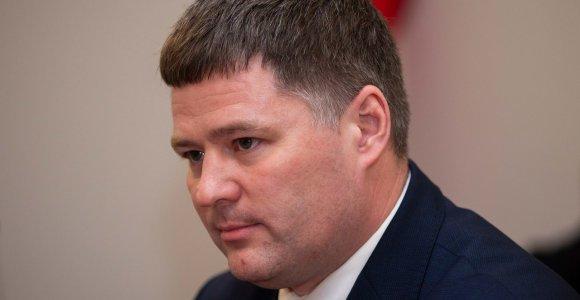 Įspūdinga bauda V.Titovui: prokuratūra apskundė nuosprendį