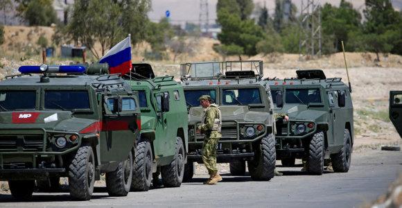 Turkija rengia keturšalį viršūnių susitikimą dėl Sirijos, Prancūzija kelia ultimatumą