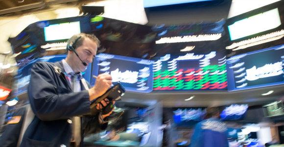 JAV akcijų rinka pradeda 2020-uosius ant tvirto pagrindo