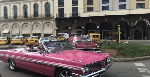 Kelionė po Kubą: Havanoje ne vien tik romantika