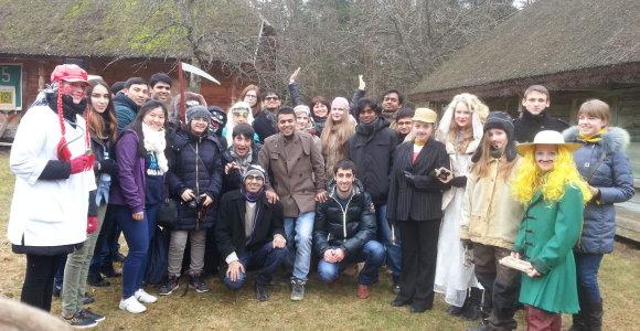 Tarpkultūrinės pamokos – ir lietuviams, ir į Lietuvą iš trečiųjų šalių atvykusiems svečiams