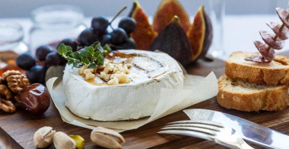 Ant grilio keptas sūris: kokį pasirinkti?