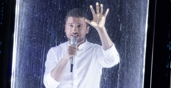 """Suirutė dėl """"Eurovizijos"""" finalo balų tęsiasi: Sergejus Lazarevas nusistebėjo Gruzijos pasirinkimu"""