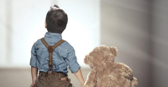 """Psichologė: """"Dažnu atveju vaikai neigia, kad patiria seksualinę prievartą"""""""