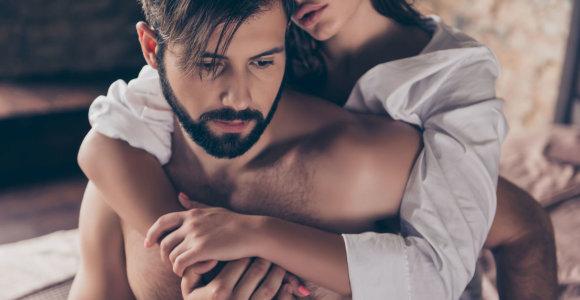 Jaunas, stiprus, tačiau nevaisingas: ką parodo sėklos tyrimas – spermograma?