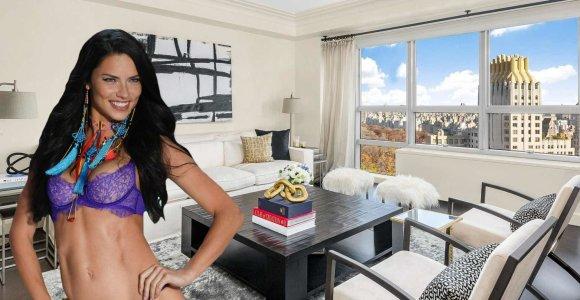 Adrianos Limos apartamentai Niujorko dangoraižyje pagaliau rado pirkėją: parduoti bandė 5 metus