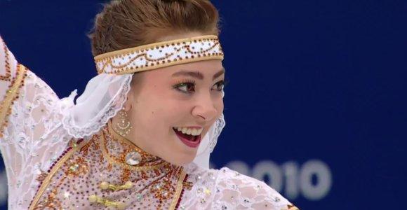 Lietuva turės naują šokių ant ledo porą – Saulius Ambrulevičius čiuoš su kita amerikiete